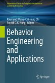 Behavior Engineering and Applications (eBook, PDF)