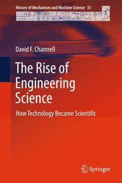 The Rise of Engineering Science (eBook, PDF)