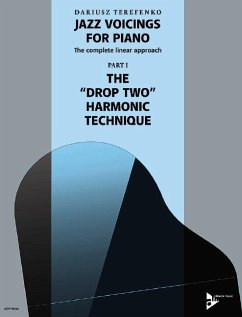 Jazz Voicings For Piano: The Complete Linear Approach - Terefenko, Dariusz