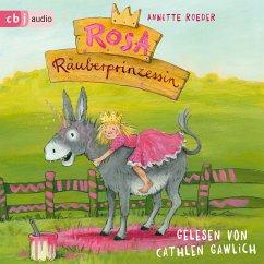 Rosa Räuberprinzessin Bd.1 (MP3-Download) - Roeder, Annette