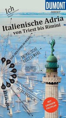 DuMont direkt Reiseführer Italienische Adria (eBook, PDF) - Krus-Bonazza, Annette