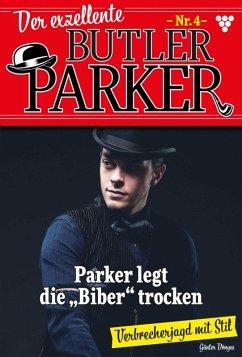 Der exzellente Butler Parker 4 - Kriminalroman ...