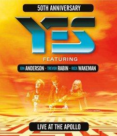 Live At The Apollo (Bluray) - Yes Feat. Anderson,Jon/Rabin,Trevor/Wakeman,Rick