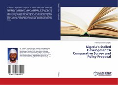 Nigeria's Stalled Development:A Comparative Survey and Policy Proposal