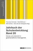 Jahrbuch der Schulentwicklung. Band 20 (eBook, PDF)