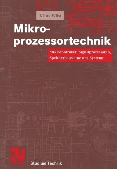 Mikroprozessortechnik (eBook, PDF) - Wüst, Klaus