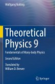 Theoretical Physics 9