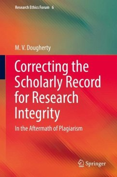 Correcting the Scholarly Record for Research In...
