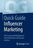 Quick Guide Influencer Marketing (eBook, PDF)