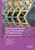 The Research-Practice Gap on Accounting in the Public Services