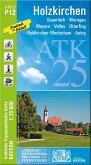 Amtliche Topographische Karte Bayern Holzkirchen