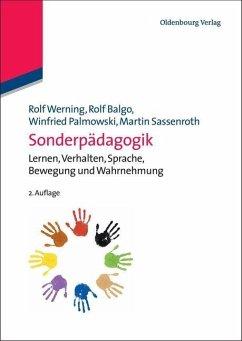 Sonderpädagogik (eBook, PDF) - Werning, Rolf; Palmowski, Winfried; Sassenroth, Martin; Balgo, Rolf