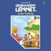 Geheimagent Lennet, Folge 1: Geheimagent Lennet's erster Auftrag (MP3-Download)