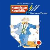Das blaue Zimmer / Kommissar Kugelblitz Bd.2 (MP3-Download)