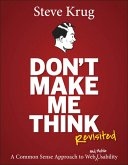 Don't Make Me Think, Revisited (eBook, PDF)