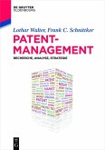 Patentmanagement (eBook, PDF)