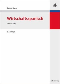 Wirtschaftsspanisch (eBook, PDF) - Jöckel, Sabine