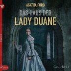 Gaslicht, 21: Das Haus der Lady Duane (Ungekürzt) (MP3-Download)