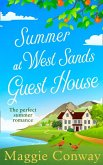 Summer at West Sands Guest House (eBook, ePUB)