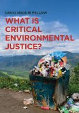 What is Critical Environmental Justice? (eBook, ePUB)