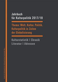 Jahrbuch für Kulturpolitik 2017/18 (eBook, PDF)