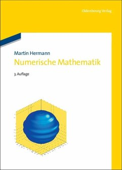 Numerische Mathematik (eBook, PDF) - Hermann, Martin