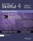 Skillful 2nd edition Level 4 - Reading and Writing/ Student's Book with Student's Resource Center and Online Workbook