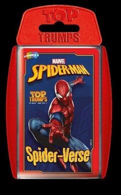 Top Trumps - Spider-Man Spiderverse (Spiel)