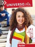 Universo.ele A1. Kursbuch + Arbeitsbuch mit Audios Online