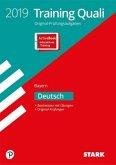 Training Abschlussprüfung Quali Mittelschule Bayern 2019 - Deutsch 9. Klasse
