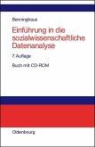 Einführung in die sozialwissenschaftliche Datenanalyse (eBook, PDF)