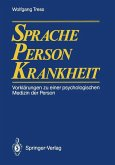 Sprache - Person - Krankheit (eBook, PDF)