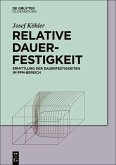 Relative Dauerfestigkeit (eBook, PDF)