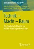 Technik - Macht - Raum (eBook, PDF)