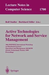 Active Technologies for Network and Service Management (eBook, PDF)