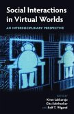 Social Interactions in Virtual Worlds (eBook, PDF)