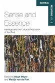 Sense and Essence (eBook, ePUB)