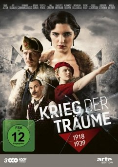 18 - Krieg der Träume DVD-Box - Krauter,Jan/Basman,Joel/Olszanska,Michalina/+