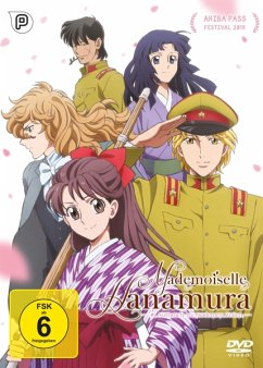 Mademoiselle Hanamura #1 - Aufbruch zu modernen...