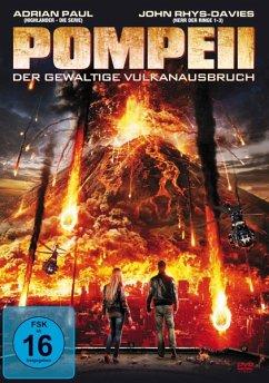 Pompeii: Der gewaltige Vulkanausbruch - Paul,Adrian/Rhys-Davies,John/Vox,Dylan/+++