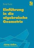 Einführung in die algebraische Geometrie (eBook, PDF)