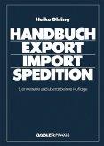 Handbuch Export - Import - Spedition (eBook, PDF)