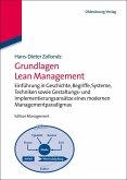 Grundlagen Lean Management (eBook, PDF)