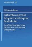 Partizipation und soziale Integration in heterogenen Gesellschaften (eBook, PDF)