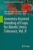 Genomics Assisted Breeding of Crops for Abiotic Stress Tolerance, Vol. II