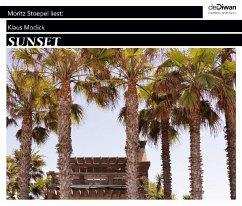 Sunset, 4 Audio-CDs - Modick, Klaus