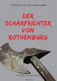 Der Scharfrichter von Rothenburg