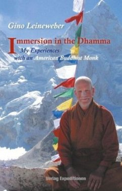 Immersion in the Dhamma - Leineweber, Gino