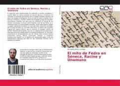 El mito de Fedra en S¿ca, Racine y Unamuno