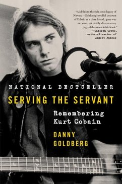 Serving the Servant - Goldberg, Danny